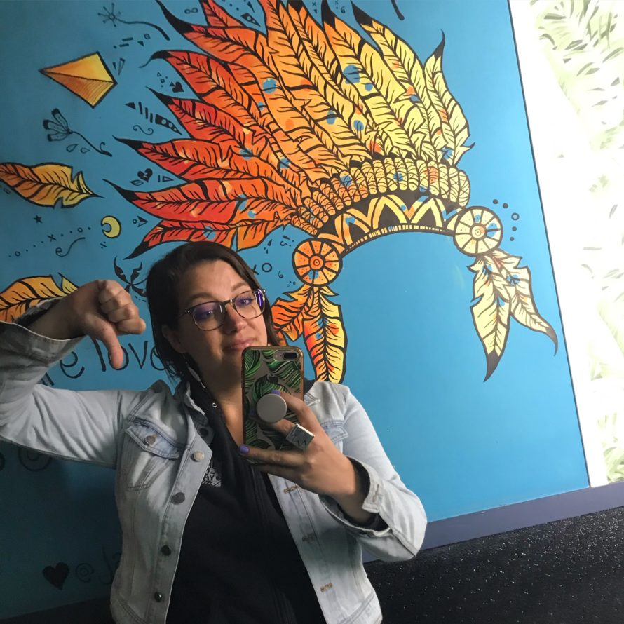 """beb4d53c4 Last week I was in Pacific Beach with my partner, and we stopped by a  bar/restaurant called """"Crushed"""" to grab a drink. I got up to go to the  restroom, ..."""